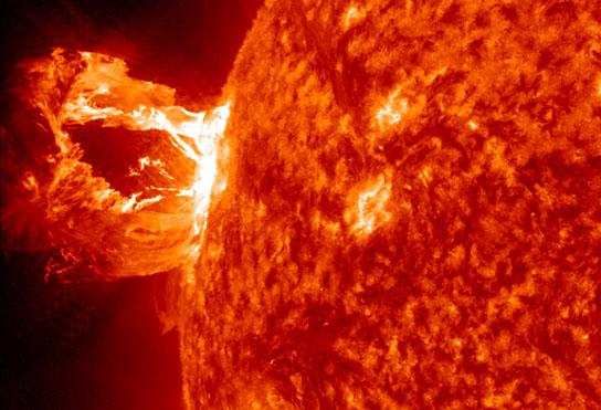 Coronal-mass-ejection 3