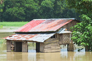 Climate impacts on the poor